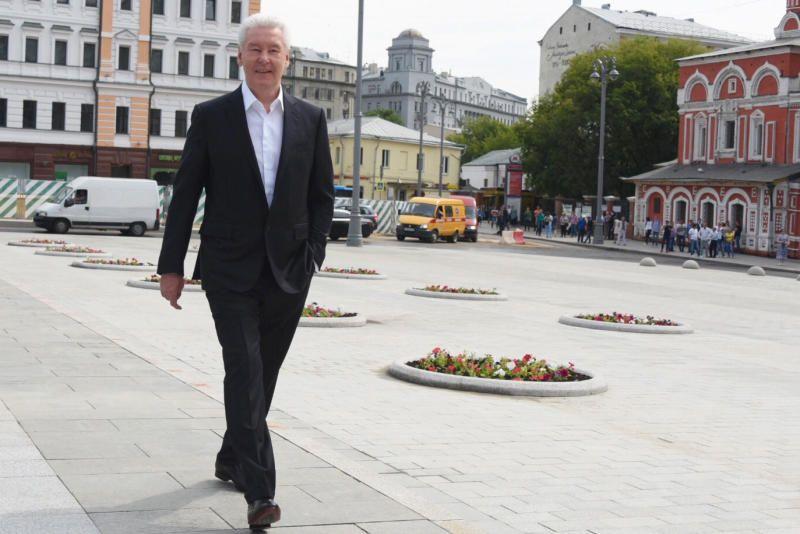Собянин: 44 тысячи москвичей получают меданализы в электронном виде