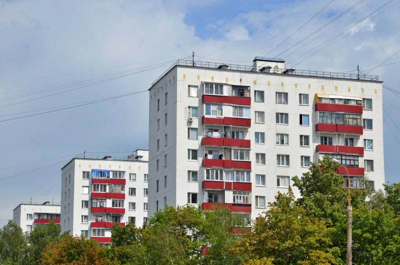 Фасады зданий в Чертанове Центральном отремонтируют к началу сентября