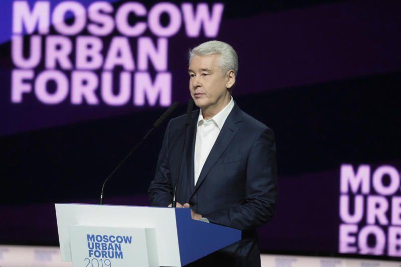 Собянин: Экология столицы значительно улучшилась за последнее время