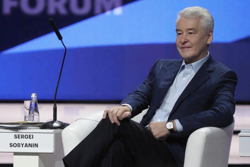 Собянин рассказал о путях решения проблемы маятниковой миграции