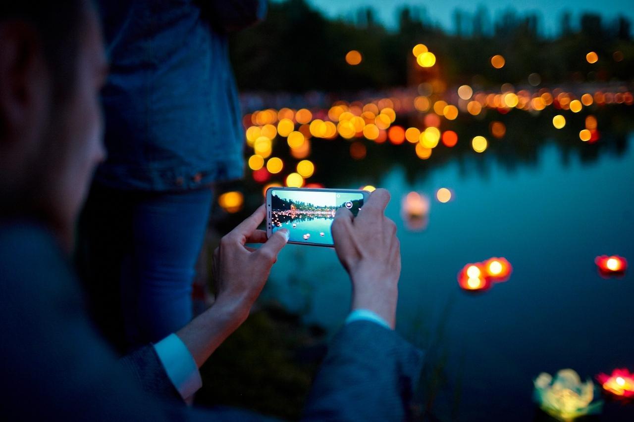 Фестиваль водных фонариков пройдет в «Царицыно». Фото: сайт музея-заповедника «Царицыно»