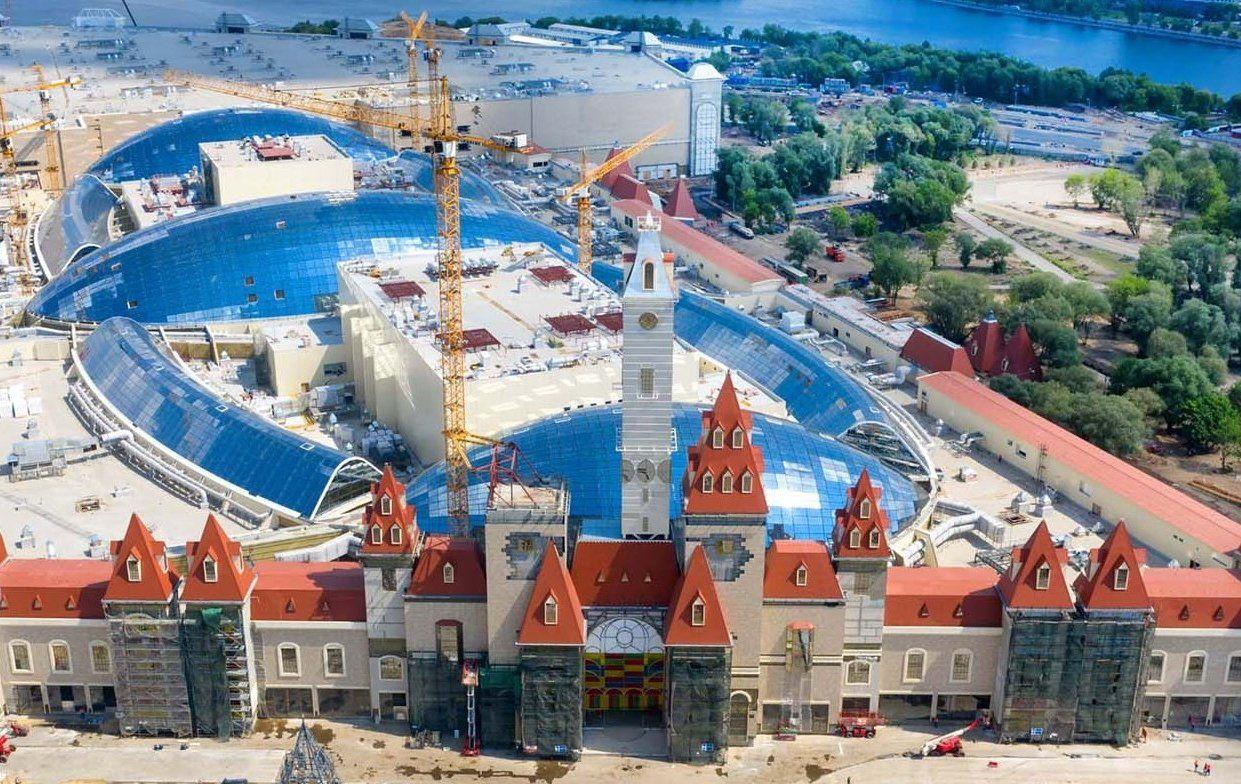 Парк развлечений «Остров мечты» откроют к концу 2019 года