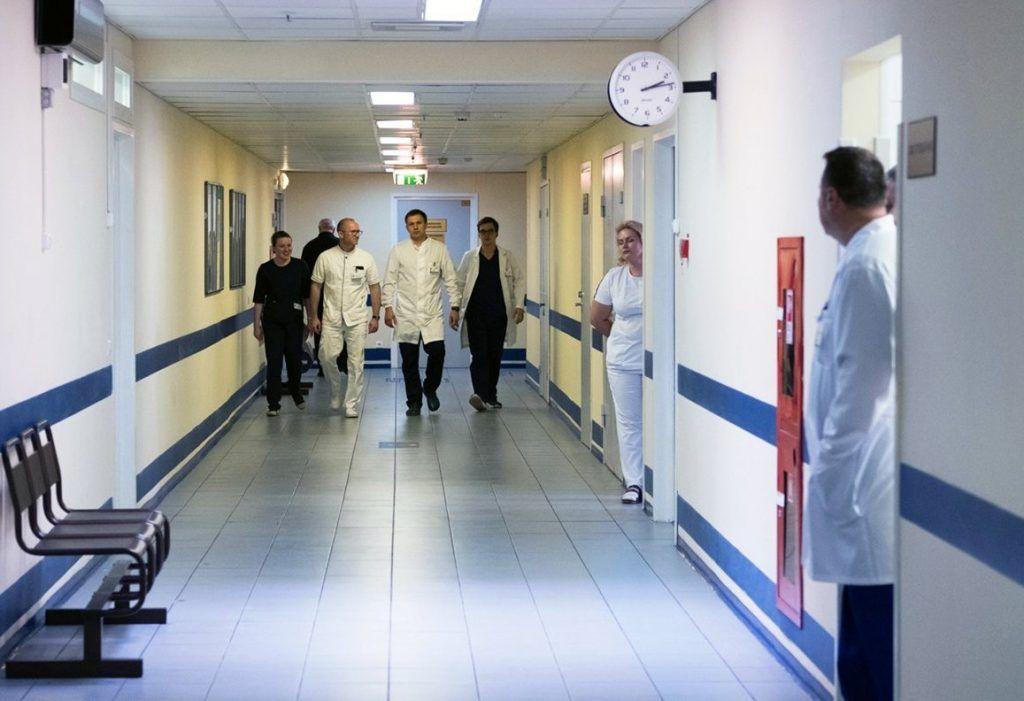 Корпус больницы имени Николая Алексеева отремонтируют. Фото: сайт мэра Москвы