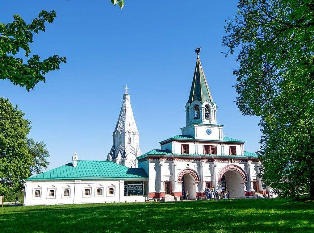 Путешествие по истории: в «Коломенском» организуют бесплатные экскурсии