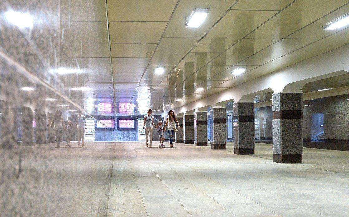 Строительство подземного пешеходного перехода в Царицыне обсудят с жителями