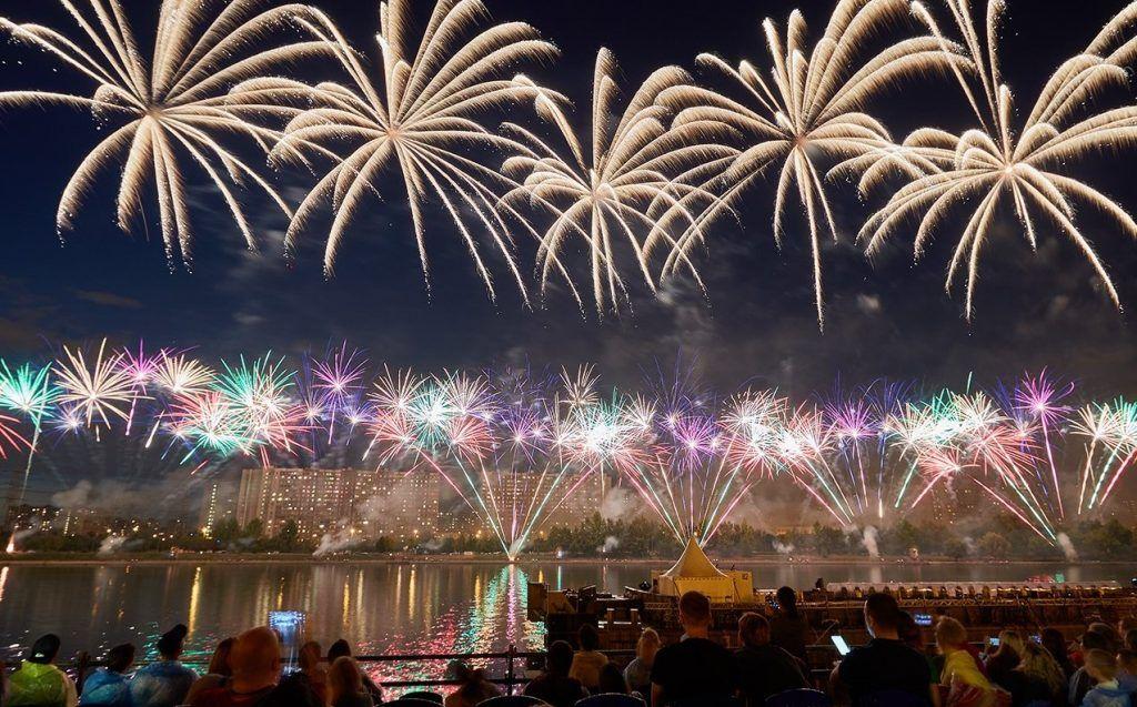 Международный фестиваль фейерверков проведут в Братеевском парке. Фото: сайт мэра Москвы