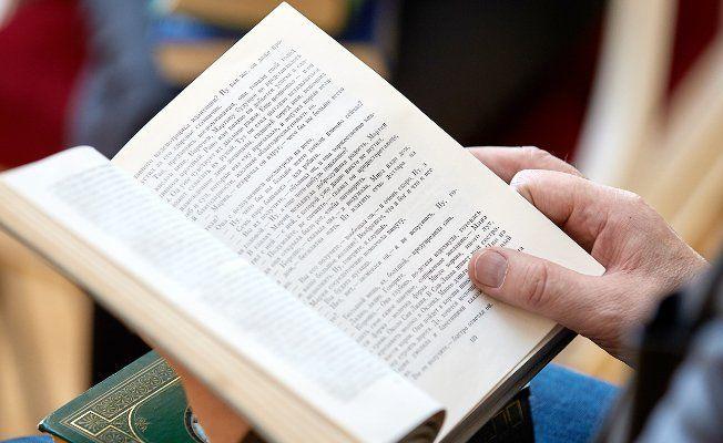 Около 55 тысяч списанных книг передали читальни жителям юга