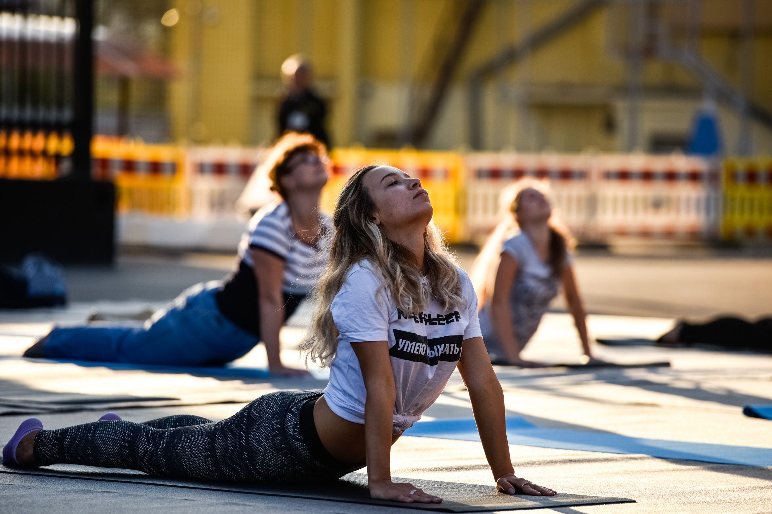 Число москвичей на верандах здоровья превысило 2,5 тысячи человек