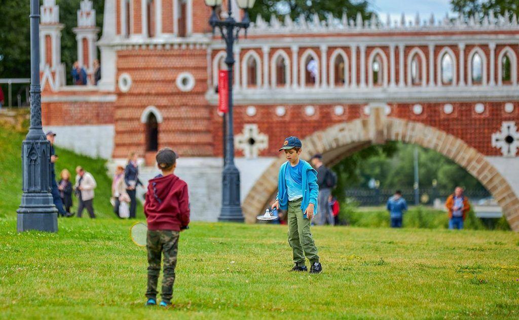 Музей-заповедник «Царицыно» лидирует в голосовании за лучшую летнюю программу. Фото: сайт мэра Москвы