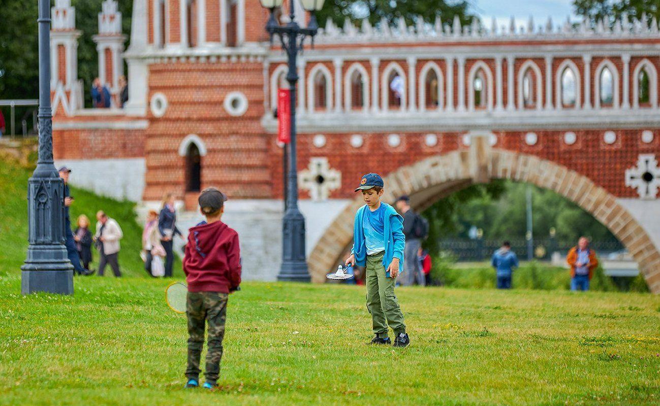 Музей-заповедник «Царицыно» лидирует в голосовании за лучшую летнюю программу