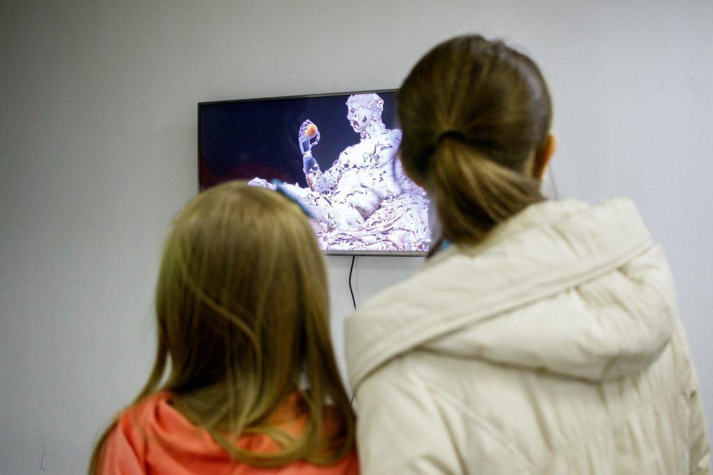 Как в галереях юга пройдет «Ночь кино». Фото предоставили сотрудники пресс-службы галереи «Загорье»