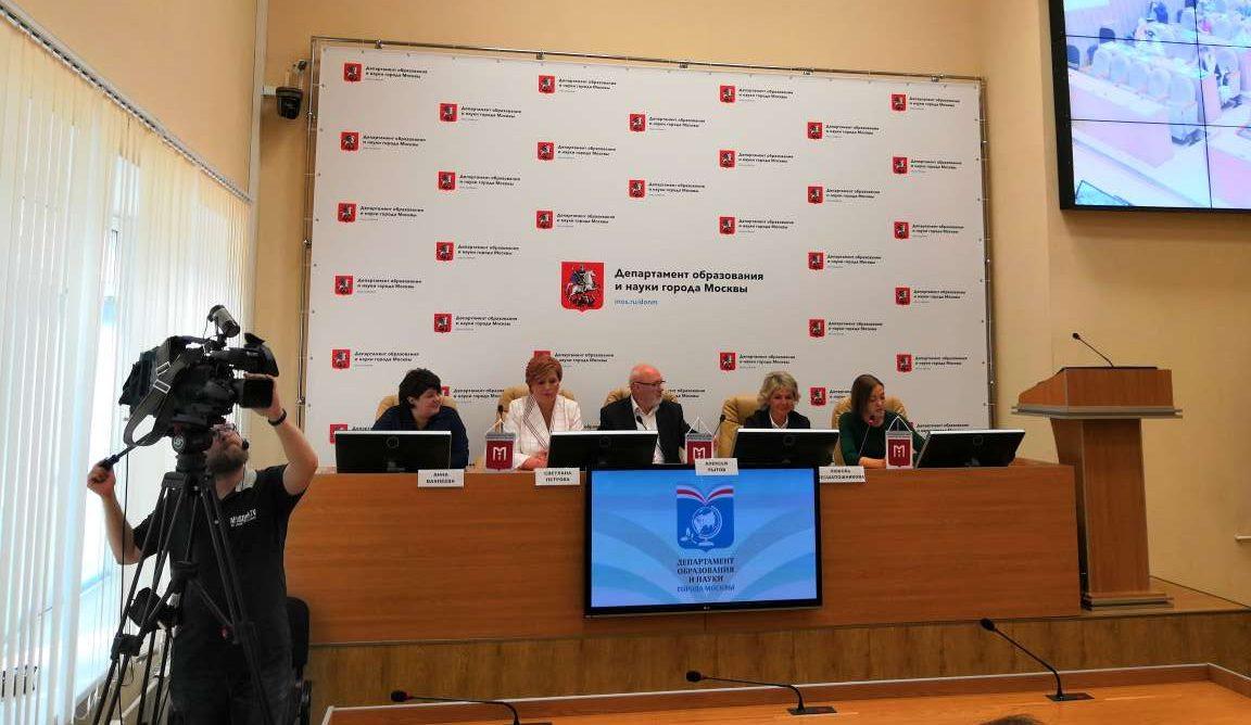 Результаты от участия школ в проекте «Взаимообучение городов» обсудили в столице