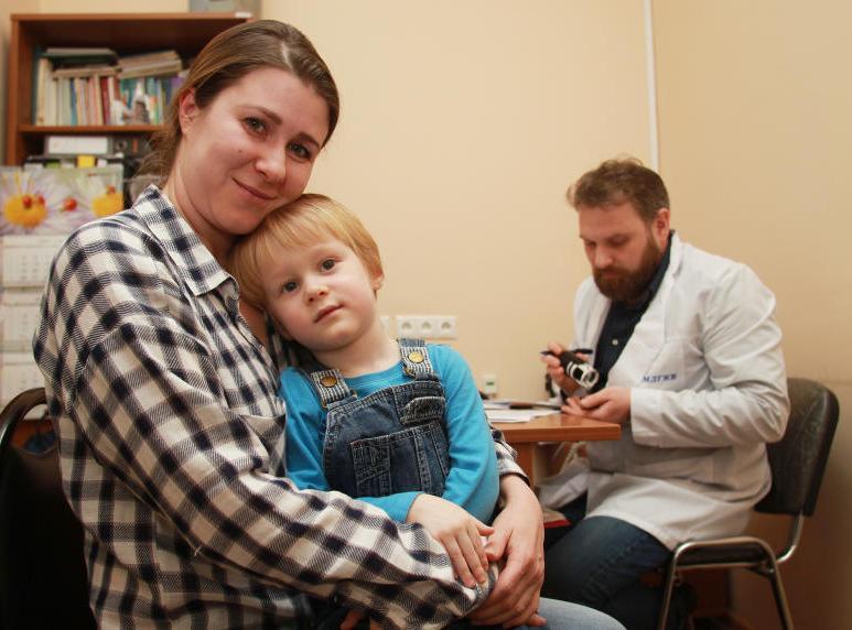 Жителей юга пригласили на лекцию в детскую поликлинику
