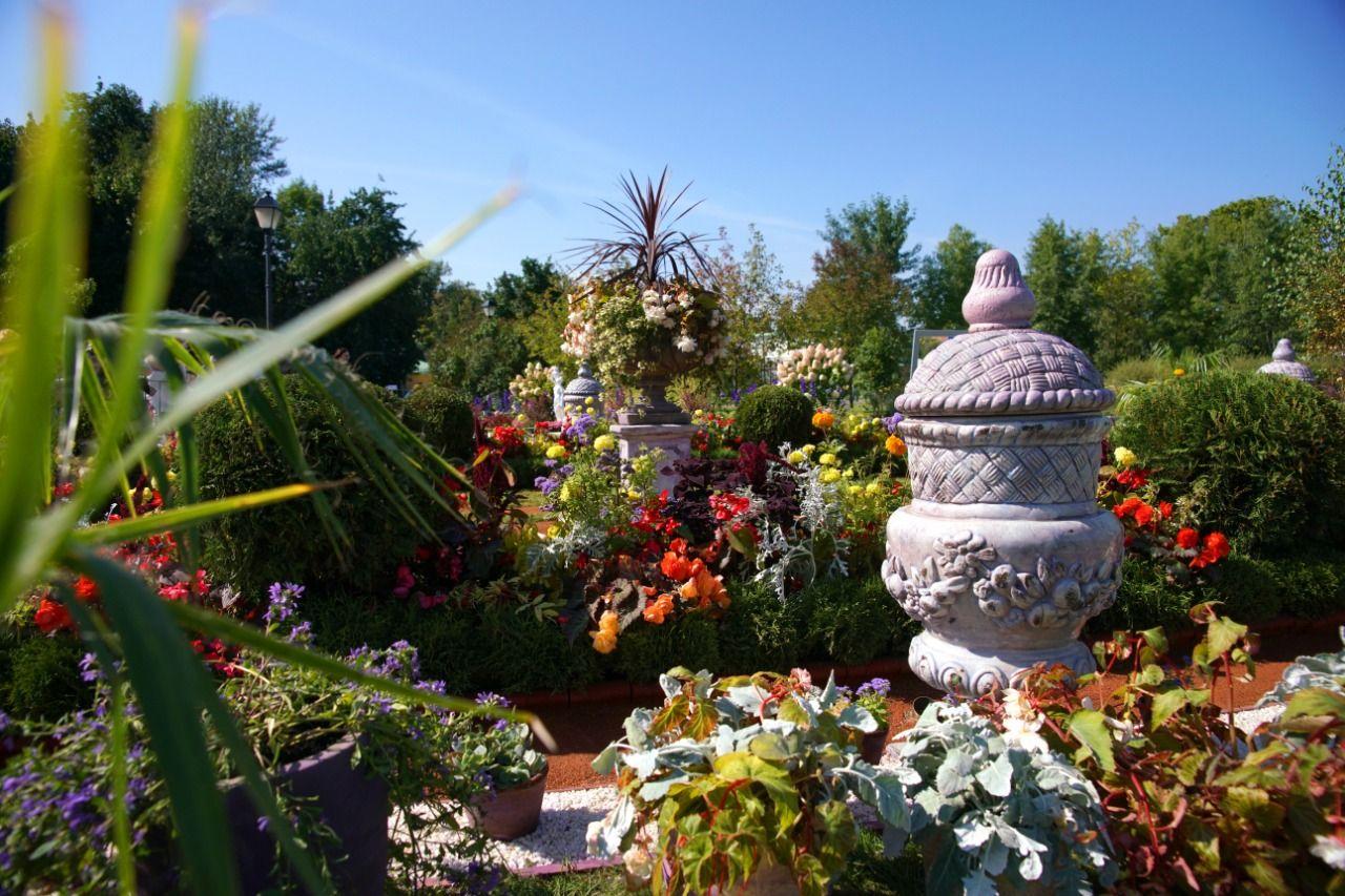 Садоводов будут ждать в ландшафтной приемной «Царицына»