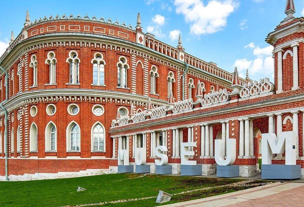Москвичам проведут бесплатную экскурсию в «Царицыне». Фото: сайт мэра Москвы