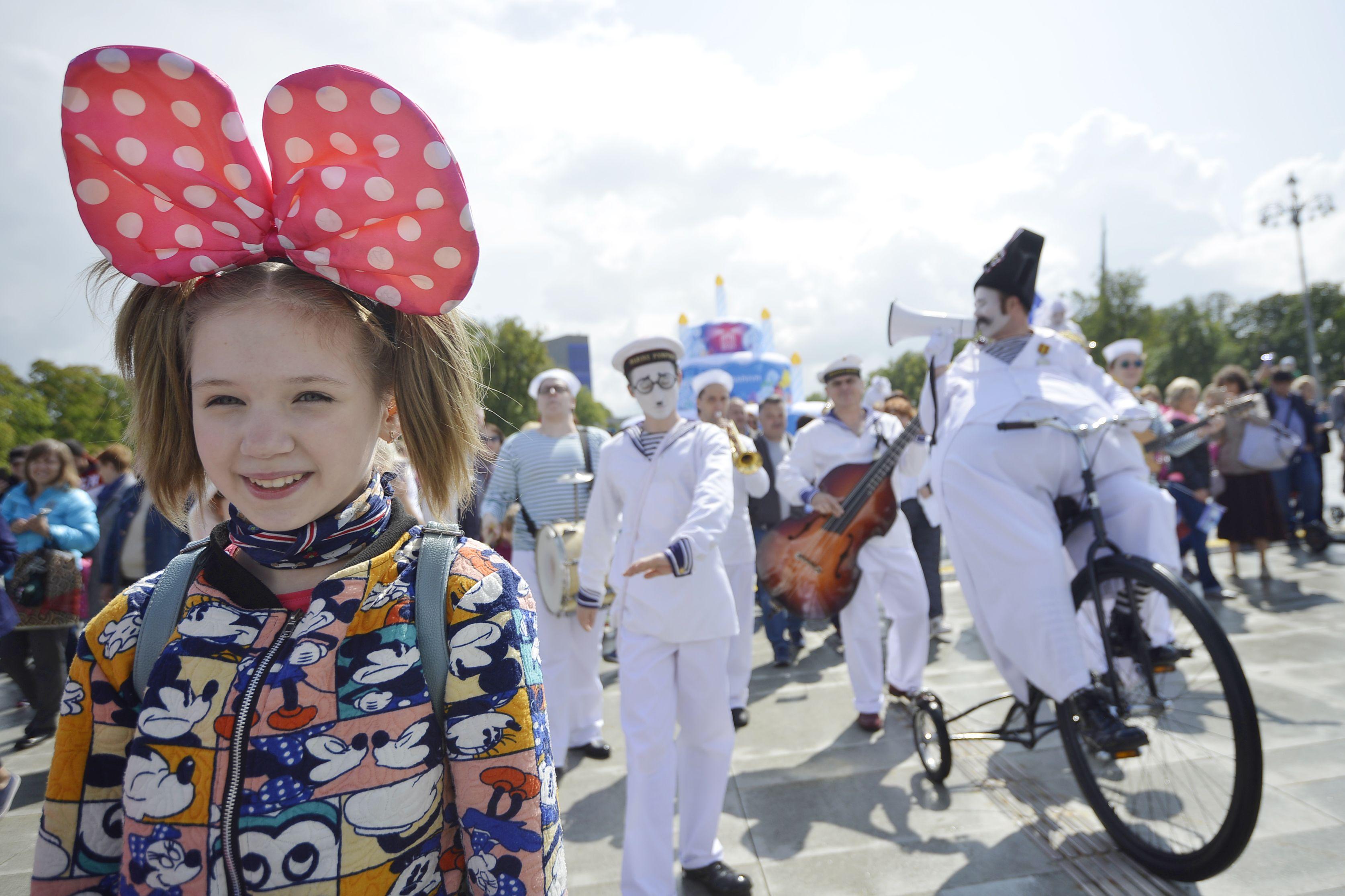 Москвичей ожидают фестивальные программы в выходные дни