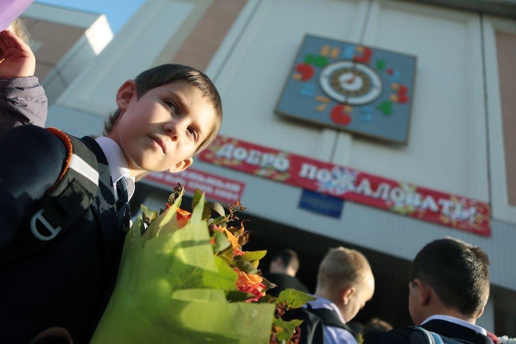 Школы Москвы примут более 112 тысяч первоклассников в сентябре