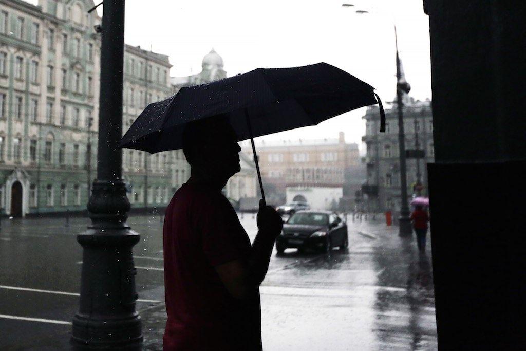 Атмосферное давление в Москве резко упадет