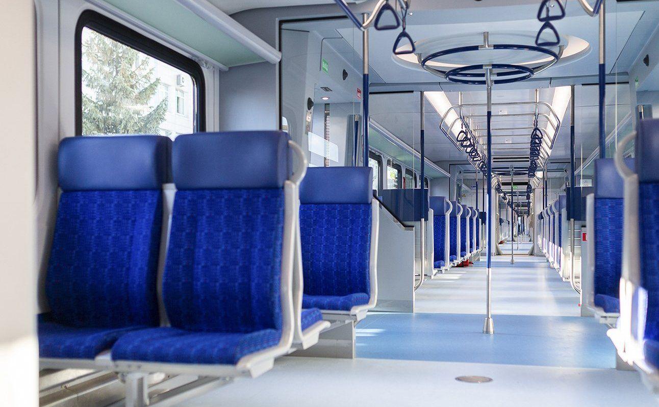 Железнодорожную инфраструктуру на участке «Москва — Одинцово» укрепили