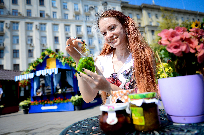Конкурс на лучший рецепт домашнего варенья стартовал в Москве