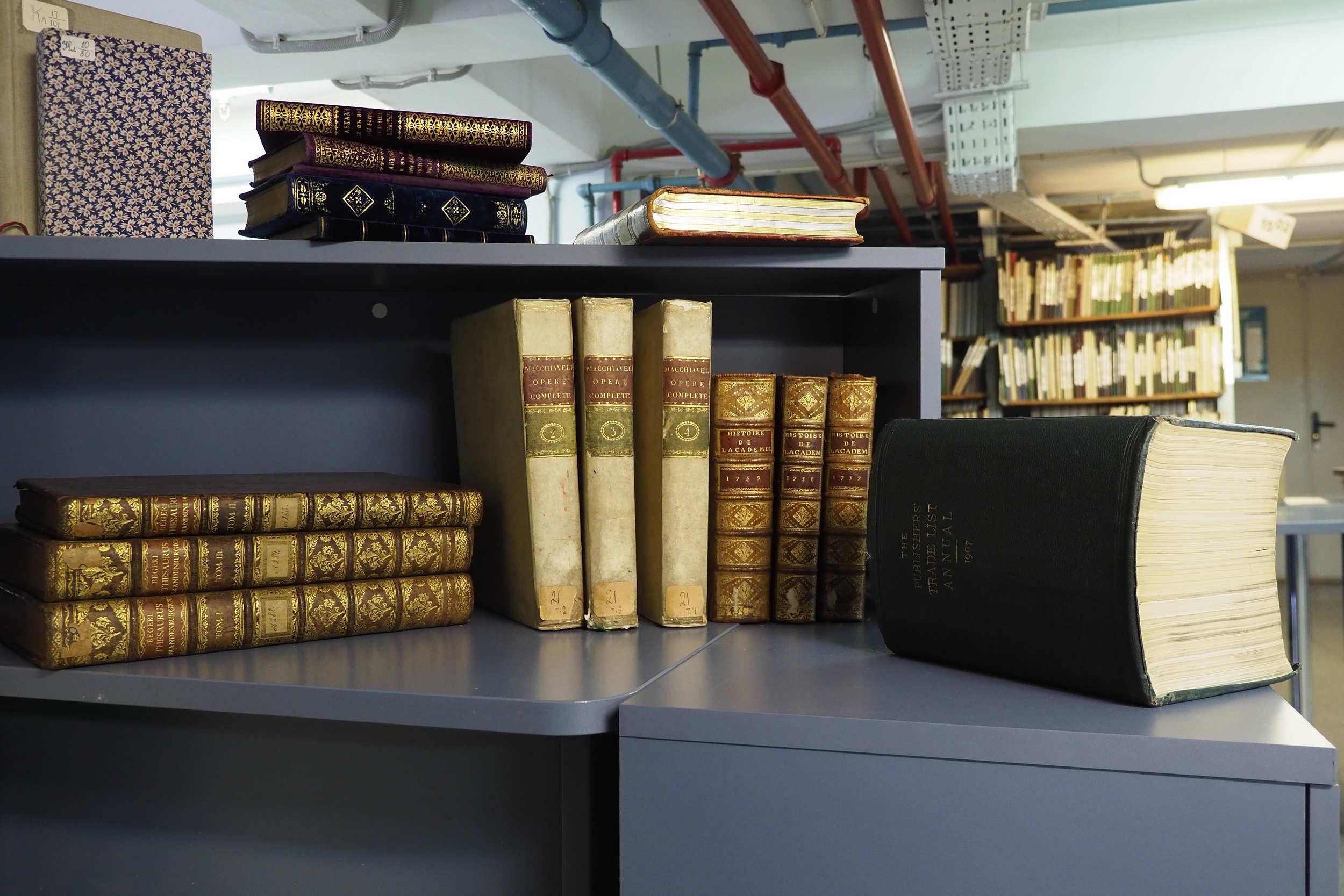 Первую умную полку установят в библиотеке Москвы