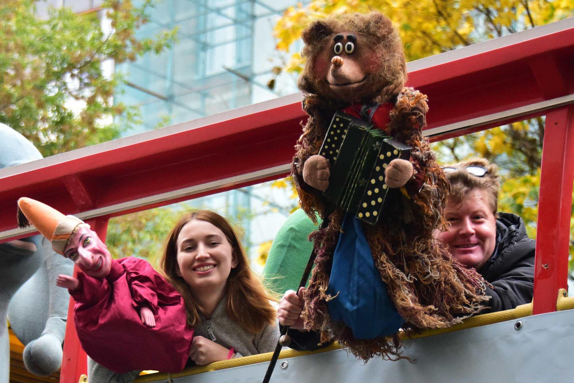 Детские кукольные спектакли покажут в рамках «Цветочного джема»