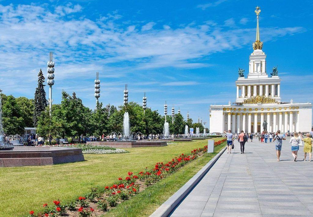 На ВДНХ 3 августа продолжат отмечать 80-летие выставки. Фото: сайт мэра Москвы
