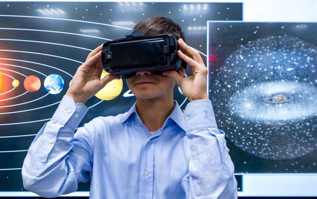 Проекты в формате виртуальной реальности появятся в шести библиотеках юга. Фото: сайт мэра Москвы
