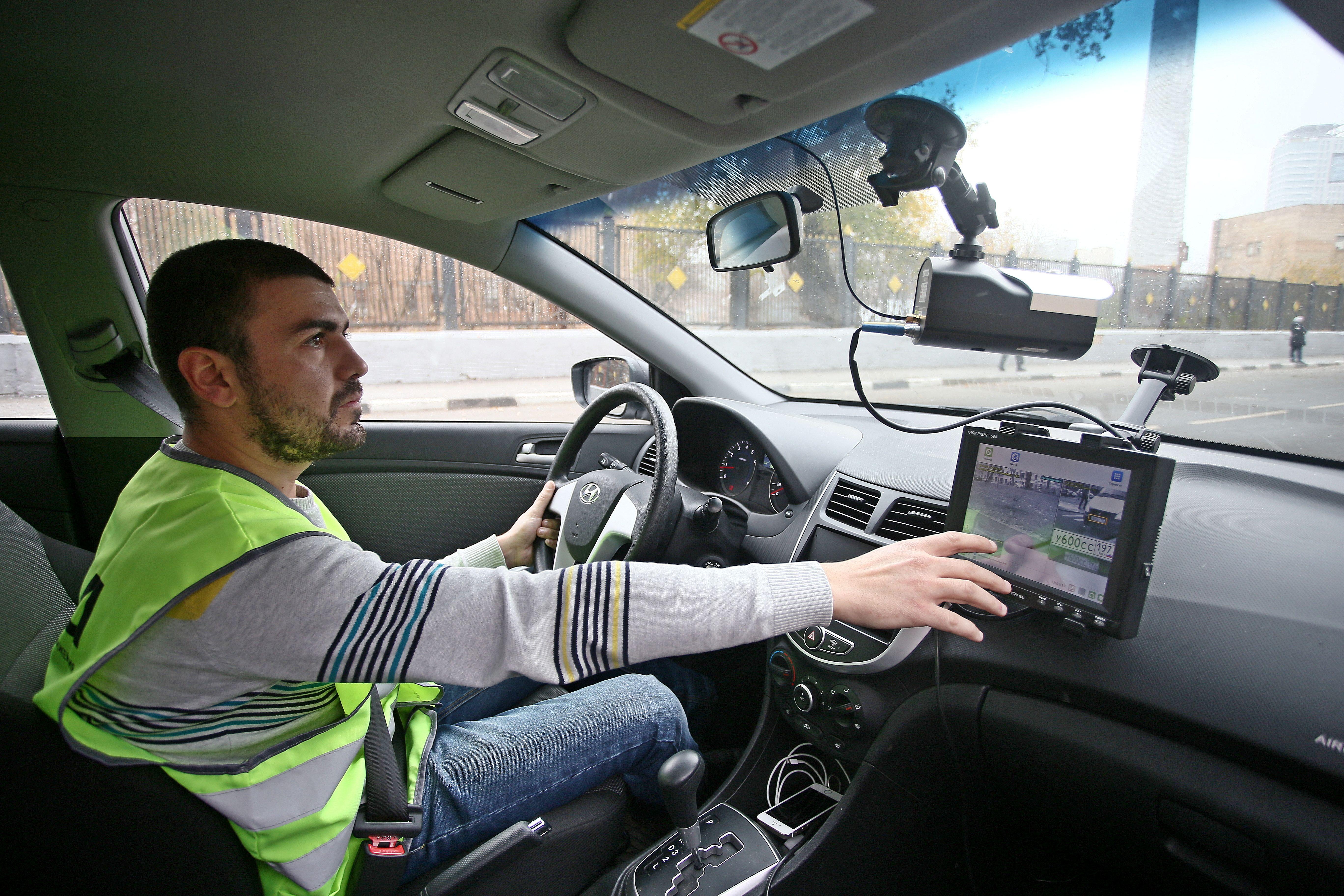 Превышение скорости стало причиной более половины ДТП в Москве