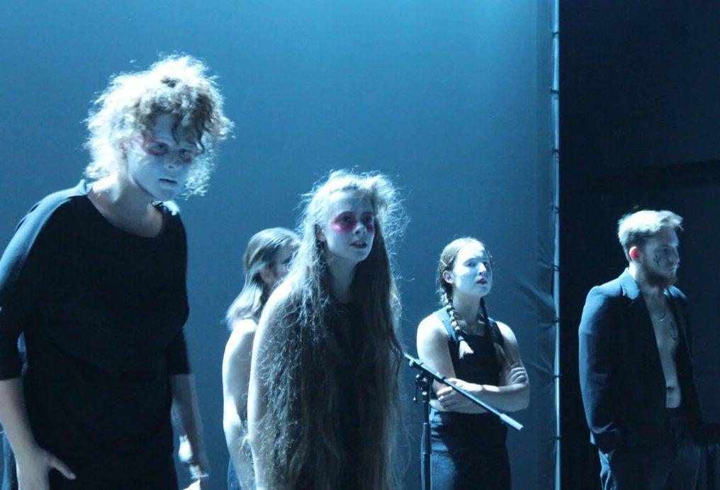 Историю Троянской войны показали на сцене в Культурном центре ЗИЛ