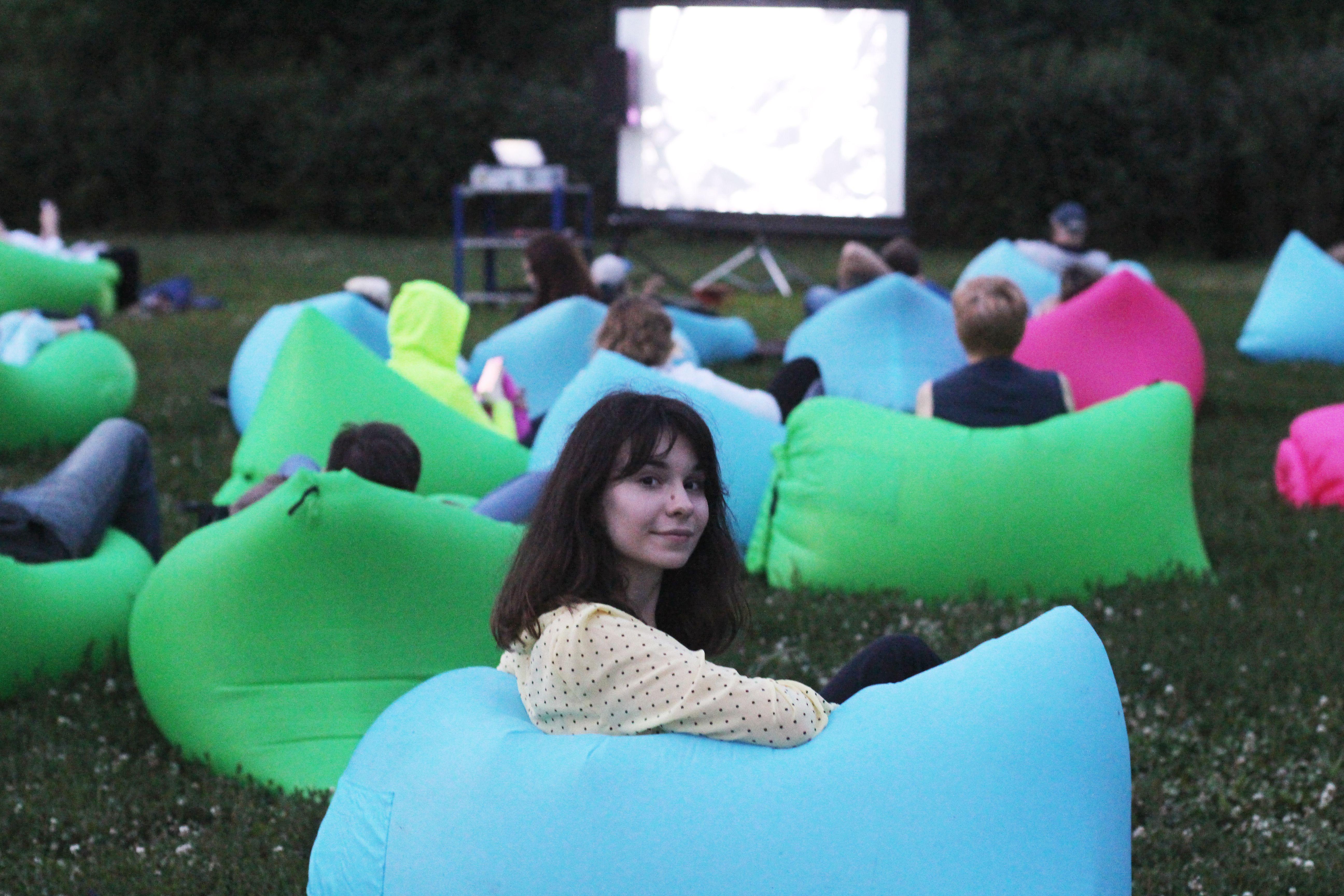 Кинотеатр под открытым небом раскинется на юге Москвы