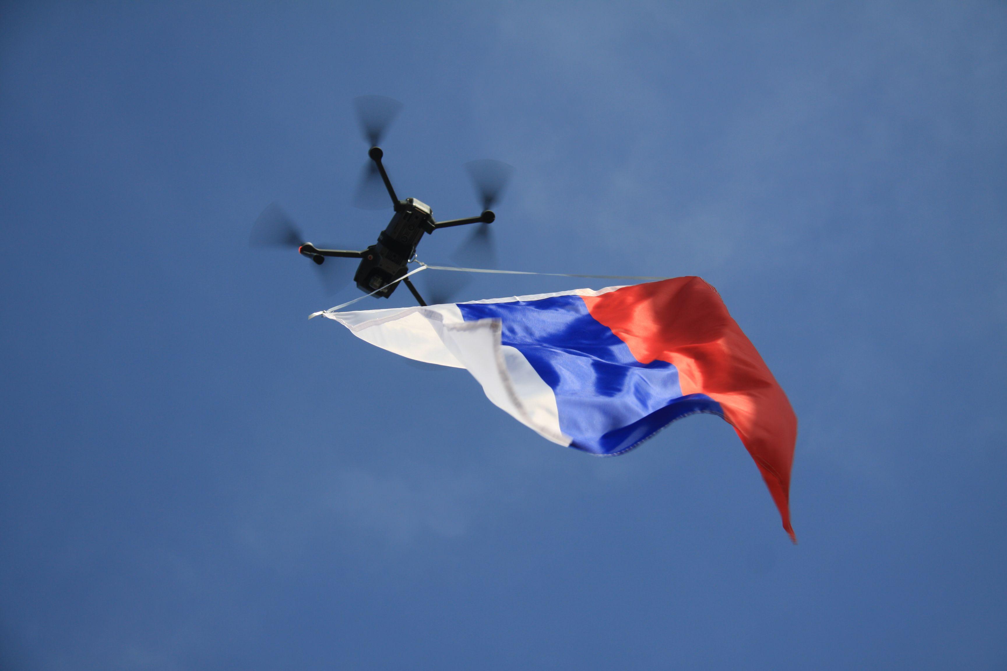 В Москве митинг-концерт в честь Дня флага собрал 110 тыс человек