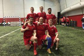 Сотрудники Социального центра святителя Тихона объявили набор в футбольный клуб. Фото: официальное сообщество Социального центра Святителя Тихона во «Вконтакте»