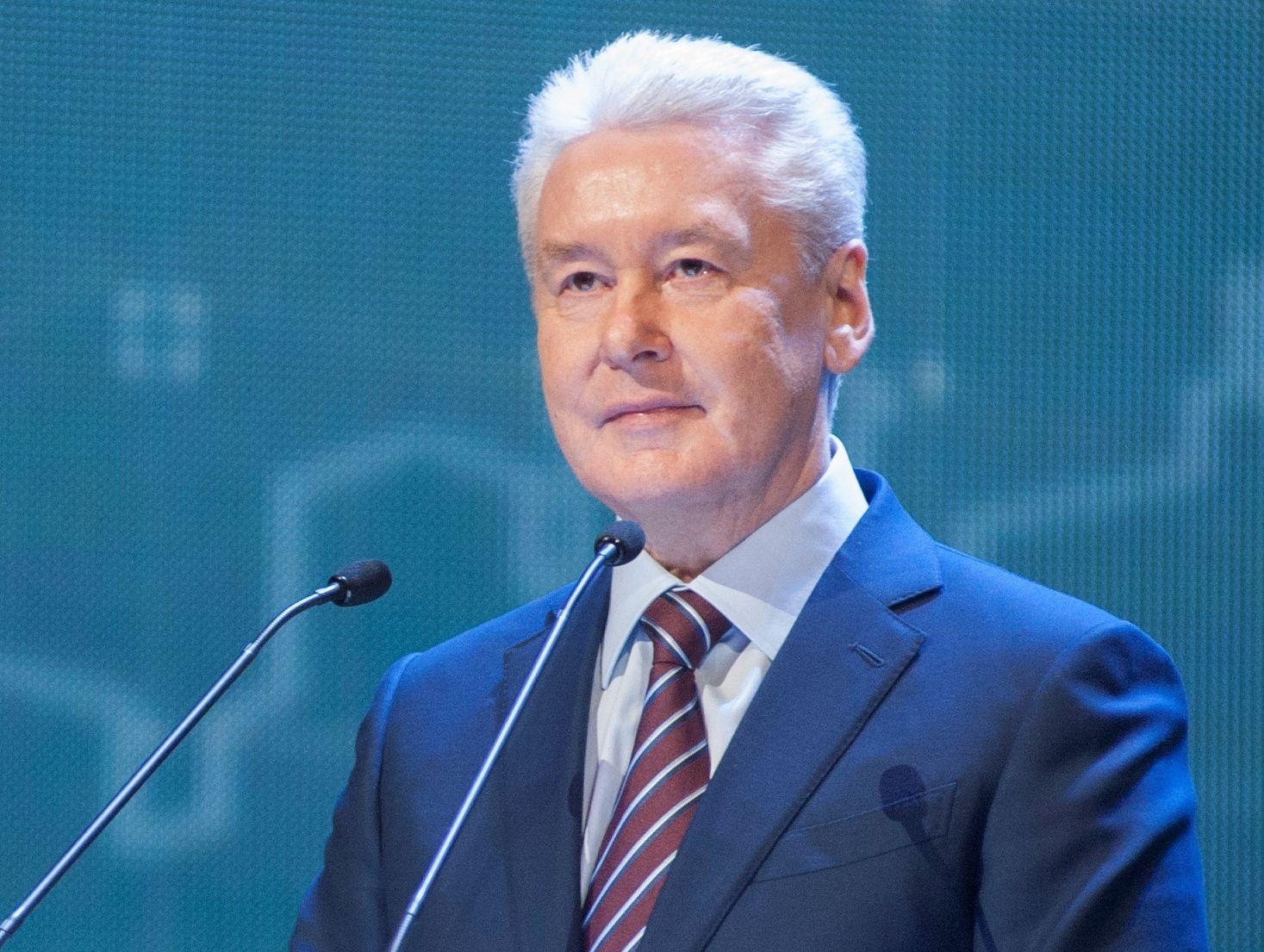 Сергей Собянин объявил о запуске девяти станций красной линии метро на три дня раньше