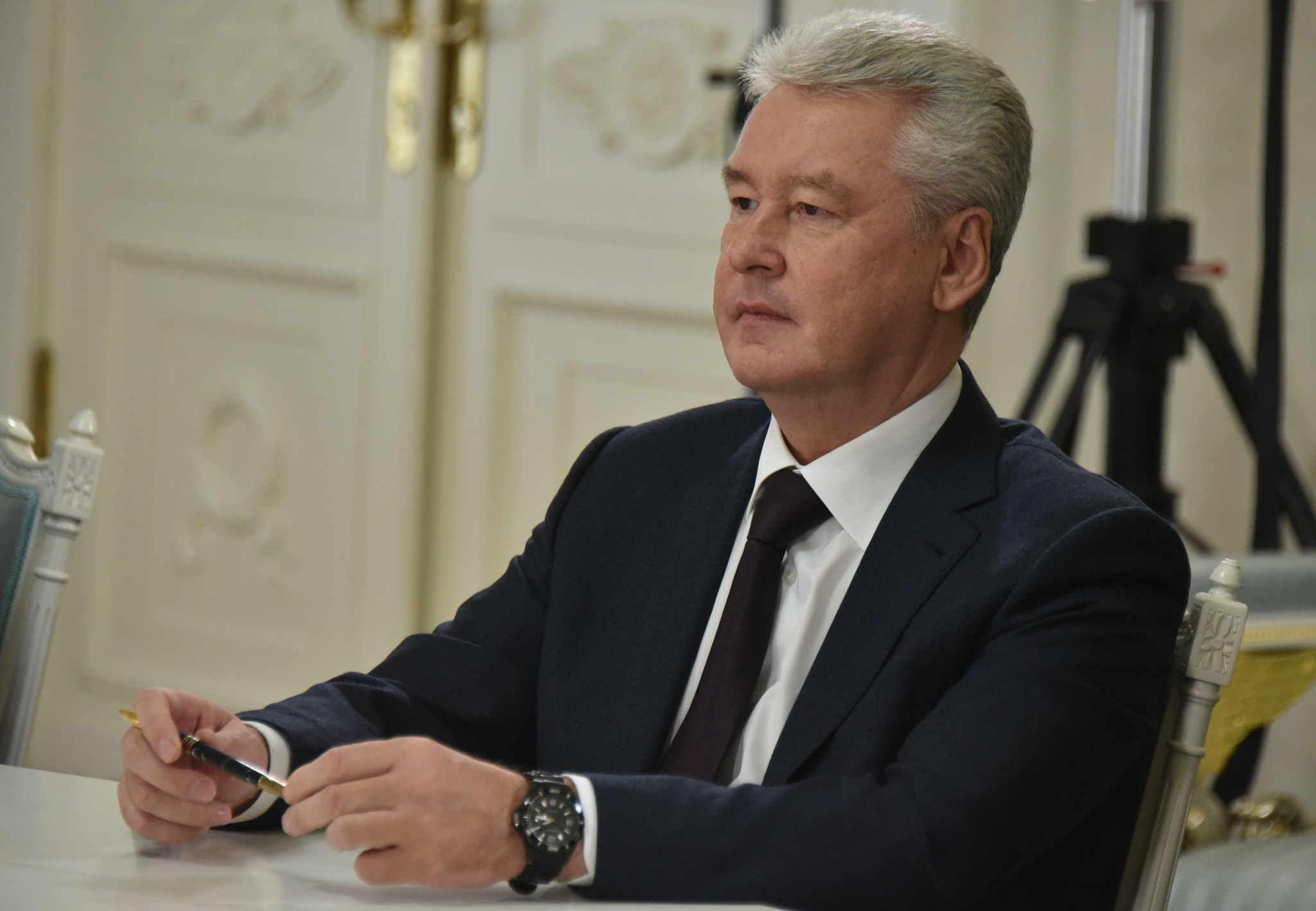 Сергей Собянин объявил о повышении доплат к московским пенсиям