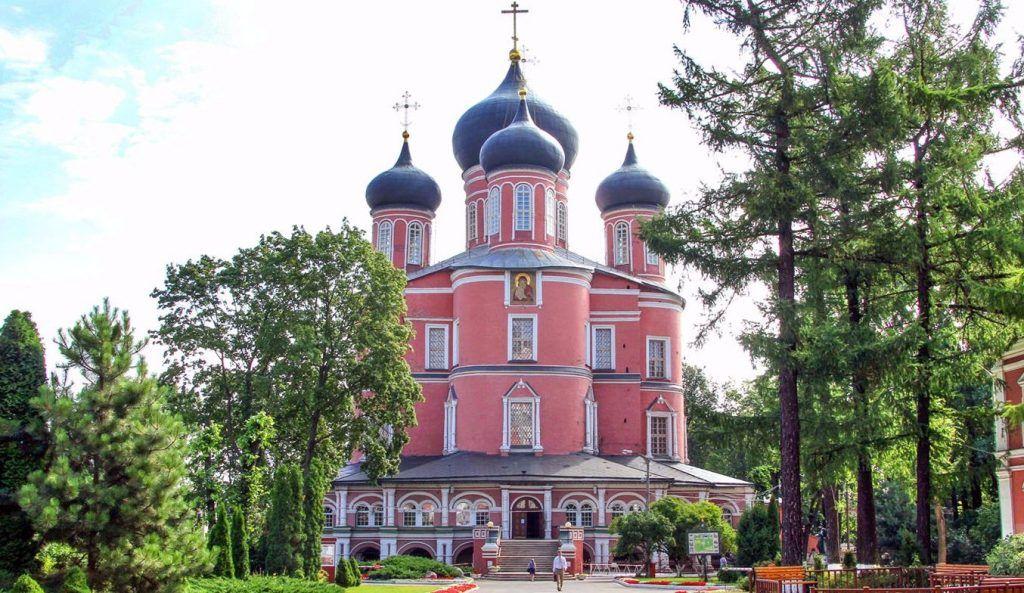 Донской монастырь перейдет на зимний распорядок дня. Фото: сайт мэра Москвы