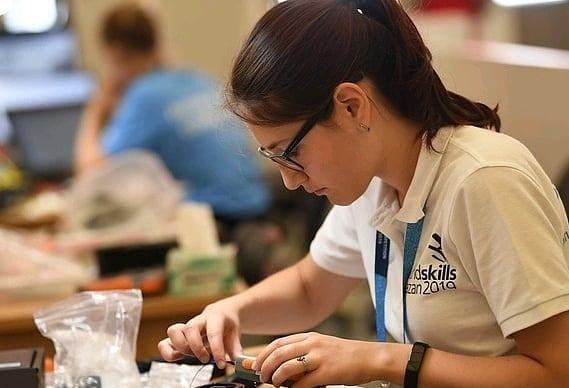 Студентки Национального исследовательского ядерного университета стали победителями чемпионата по профессиональному мастерству