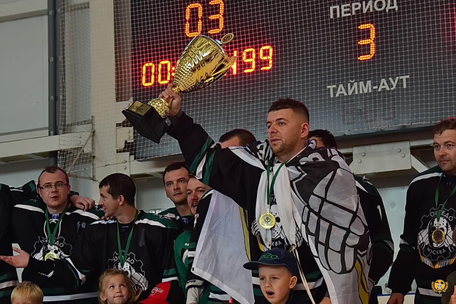 Хоккеисты «Торпедо» выиграли «Кубок Единства»