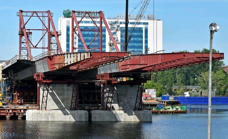 Уникальный мост возведут на Симоновской набережной. Фото: сайт Комплекса градостроительной политики и строительства Москвы