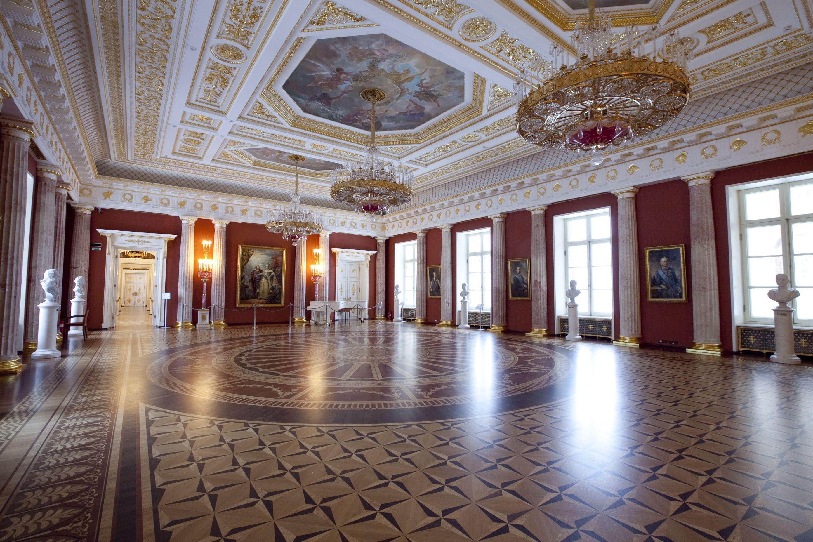 Репродукцию бюста Екатерины Великой представят в «Царицыне»