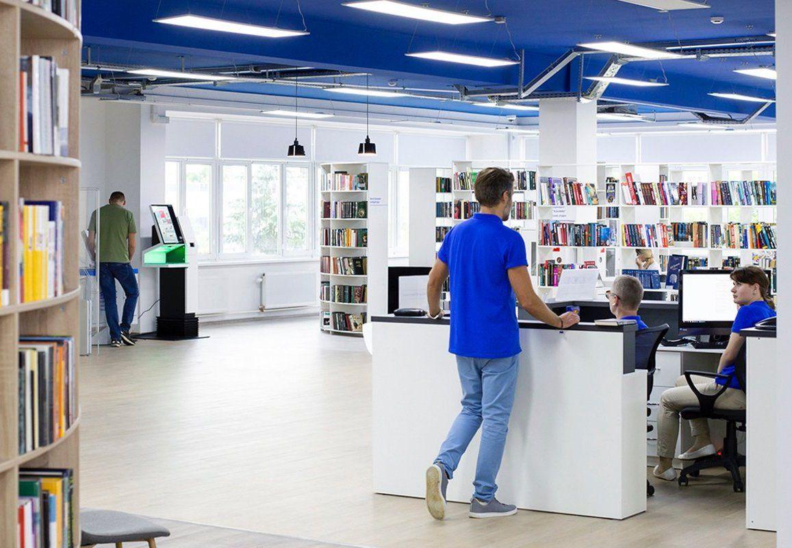 Филиал библиотеки №162 станет современным культурным центром