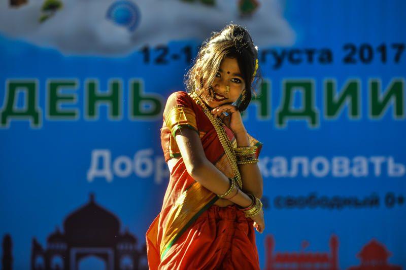 Более 500 артистов выступят перед гостями фестиваля «День Индии»