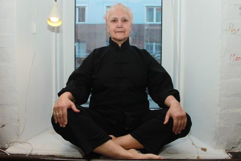 Йога-нидра: медитативное занятие проведут для представителей «серебряного» возраста