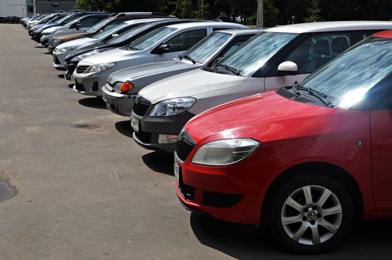 Парковку на более чем 150 машино-мест открыли в «Царицыне»