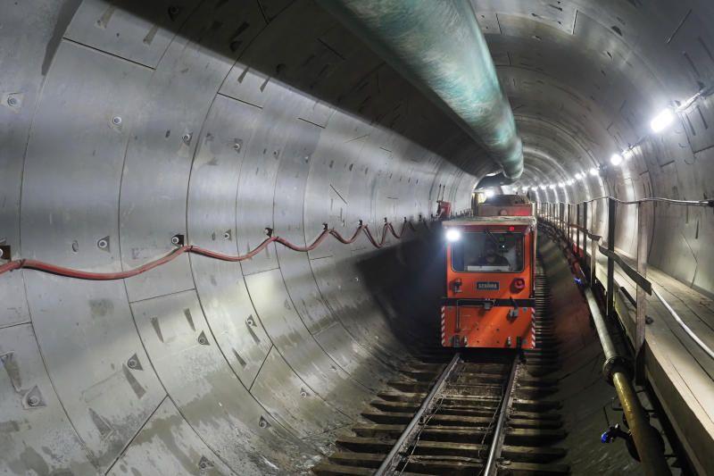 Станцию «Кленовый бульвар» начали строить на Большой кольцевой линии метро