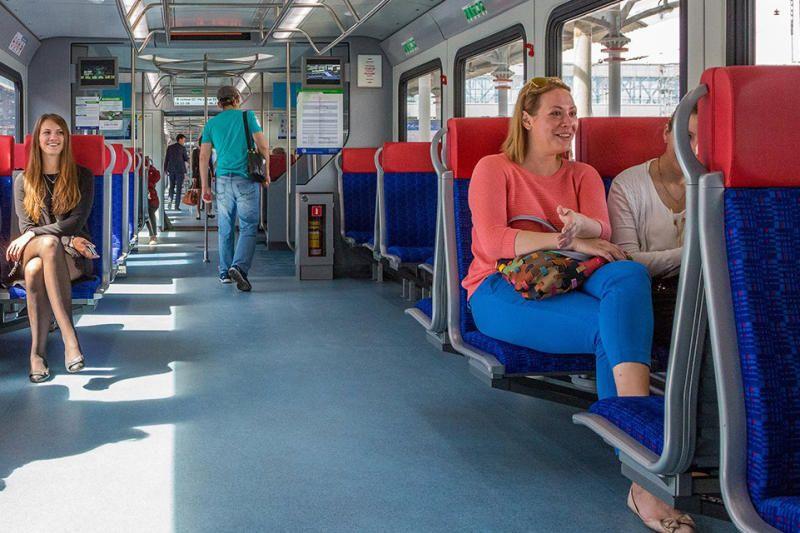 Макет вагона поезда «Иволга» представят на фестивале в «Коломенском»