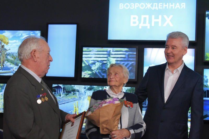 Собянин открыл музей истории ВДНХ в день 80-летия выставки