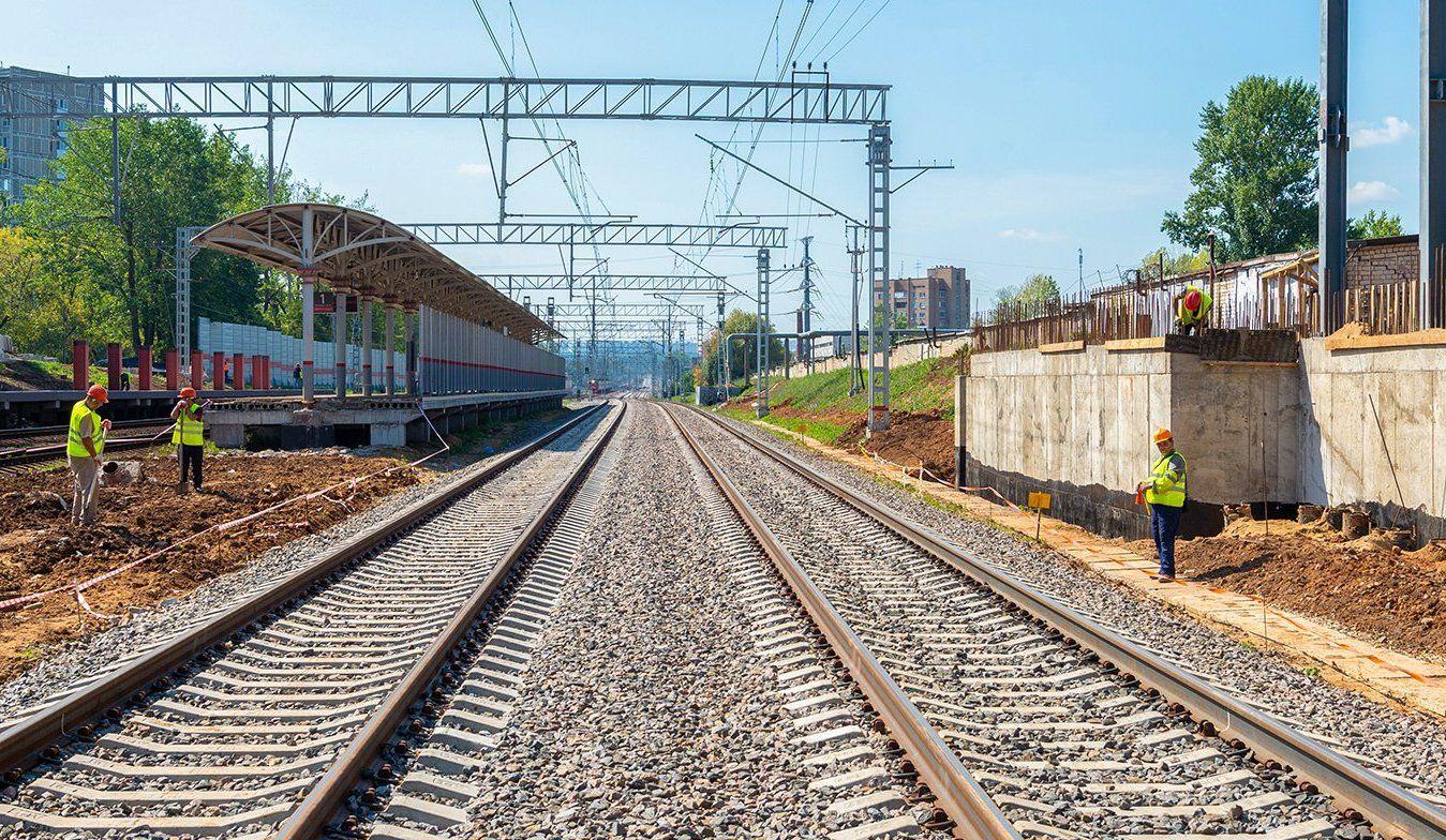 Рядом с железнодорожными платформами Царицыно и Москворечье появятся два наземных перехода