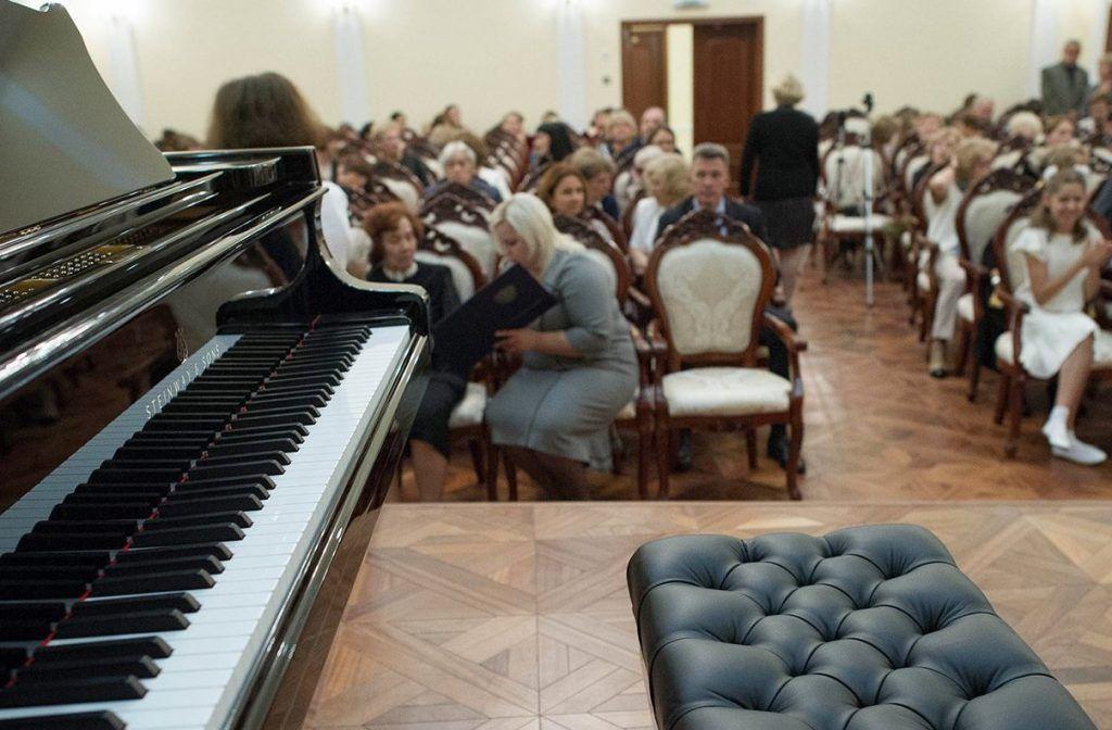 Участники «Московского долголетия» сойдутся на «Музыкальном ринге». Фото: сайт мэра Москвы