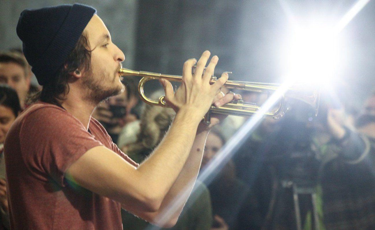 Площадку для музыкальных концертов открыли на Даниловском рынке